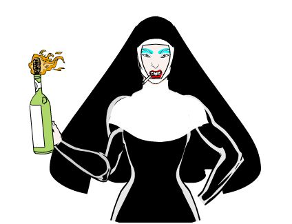 Sister Lucretia Dismas